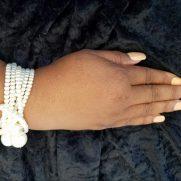 Chandelier Wrap Bracelet